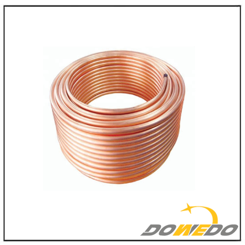 Customized AC Copper Pipes