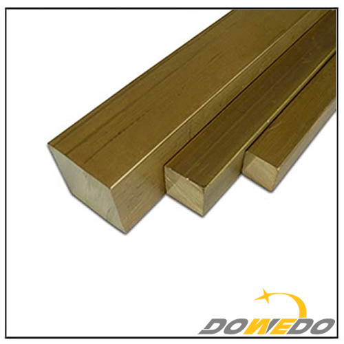 380 C3800 Brass Square Bars Made Factory