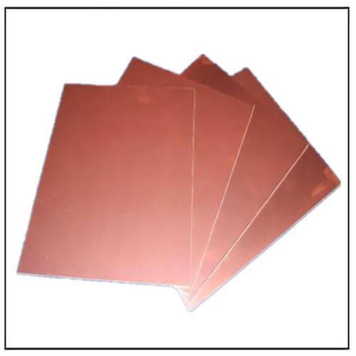 Brand New ASTM Copper Bright Plates