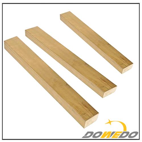 C38000 Brass Flat Solid Bars