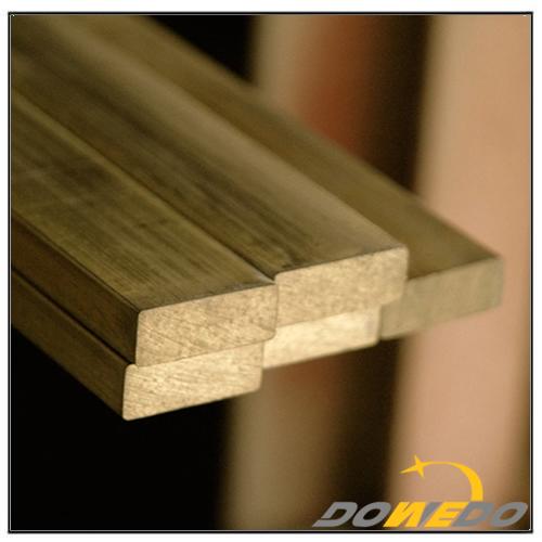 Rectangular Brass Bars C2600 C2680 C2800 C3600 C3800