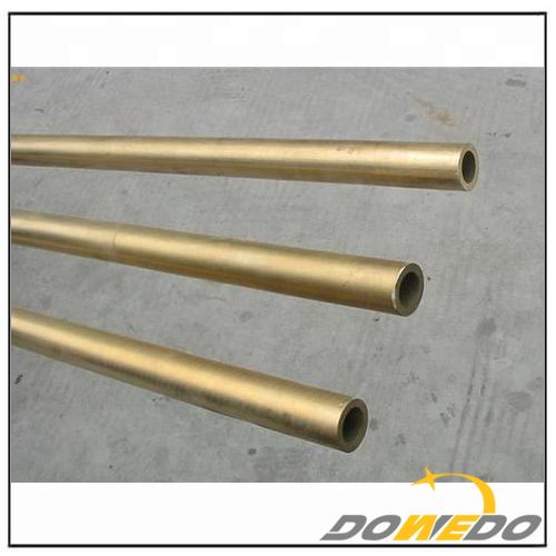 Red Brass Round Pipes Grade C23000