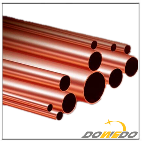 Straight Copper Tubes for ACR and Refrigeration