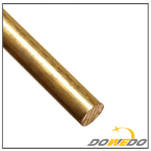 Brass Round Extrusion Bar