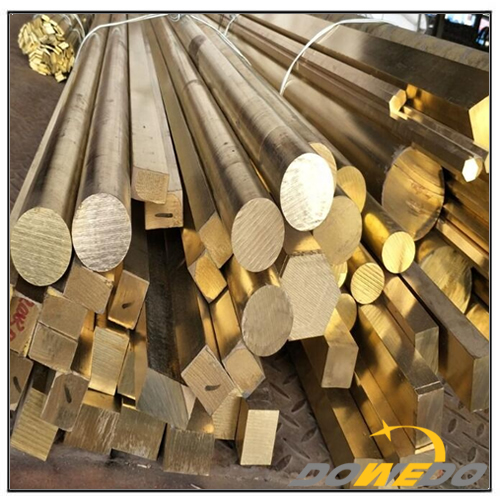 Leaded Brass Rods Extrusion Fittings