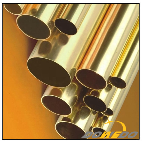 C44300 Brass Tubes Admiralty Annealed Seamless Brass Pipe