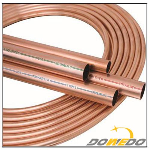 Type K Copper Pipe