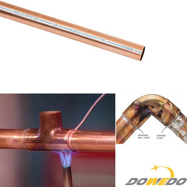 Air Compressor Pipes Materials