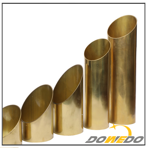 Seamless Brass Piping