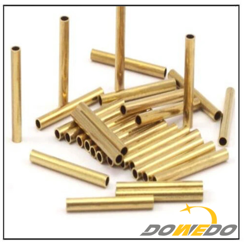 Small Precision Brass Tubes