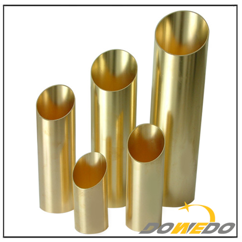 Water Desalination Brass Pipe