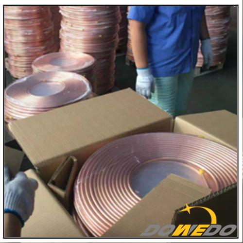 Air Condition Condenser Copper Pipes