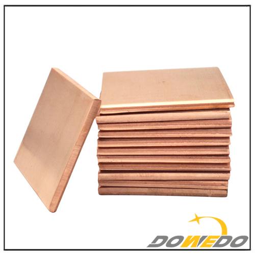C10100 C12000 Copper Plate