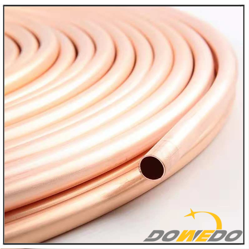 Copper Nickel Pipe in C70600 CuNi10FeMn CN102