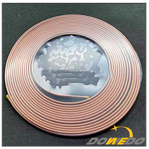 Factory Lowest Price Pancake Coil Copper Pipes