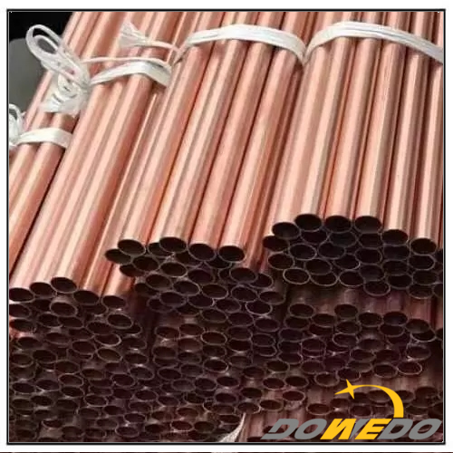 Outside Diameter C12200 Copper Tubing