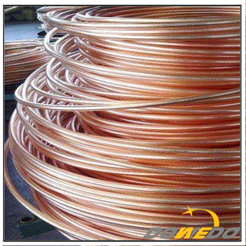 Seamless Copper Nickel Tubing