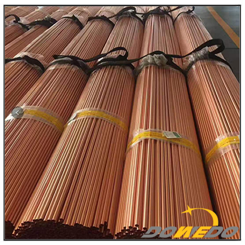 Straight Lengths Hard Temper AC Copper Tubes