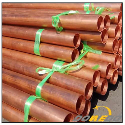 EN 1057 Copper Tubes Large Diameter