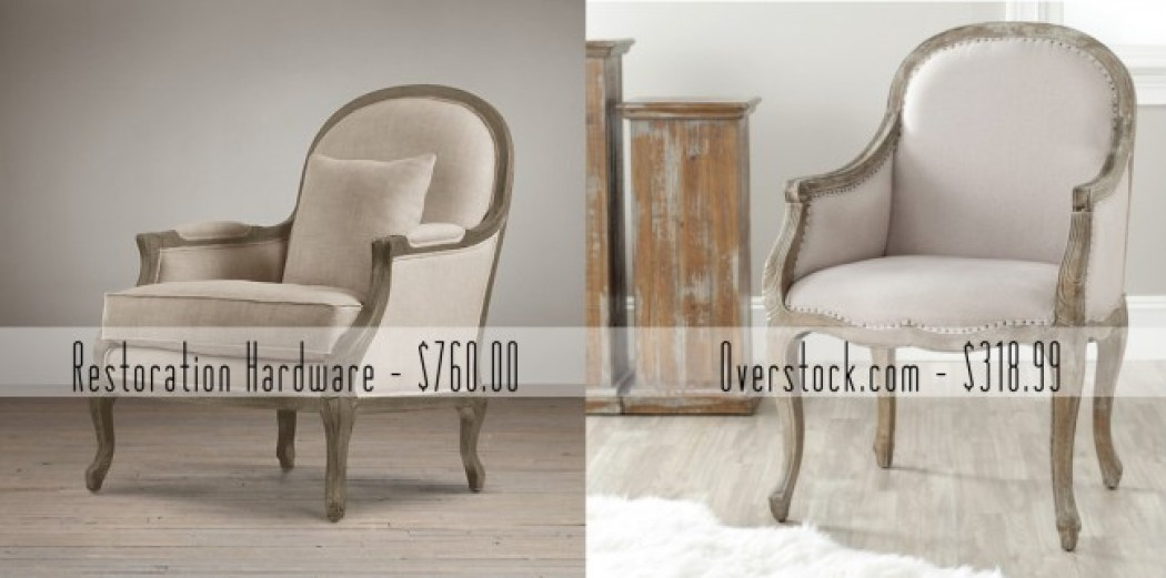 restoration hardware chair