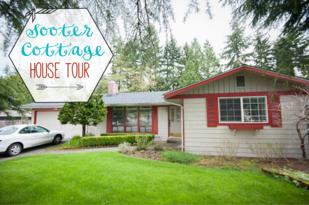 sooter cottage house tour
