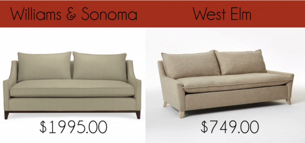 williams and sonoma couch