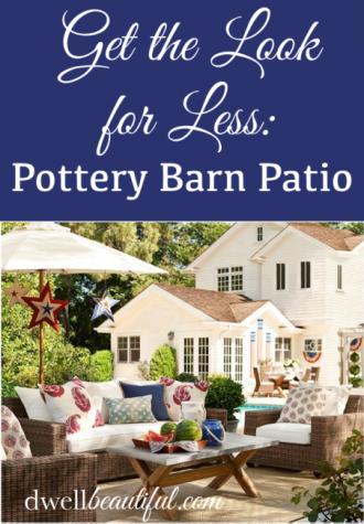 pottery barn patio