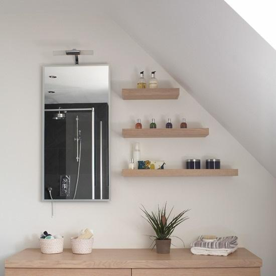 dwell bathroom ideas bathroom open floating shelves decorating ideas dwell beautiful
