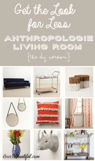 anthropologie living room