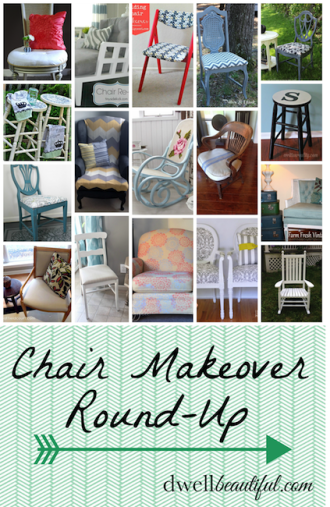 chair makeover round up