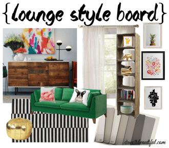 lounge style board