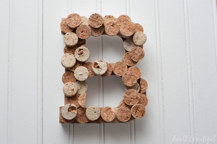 wine cork bar sign