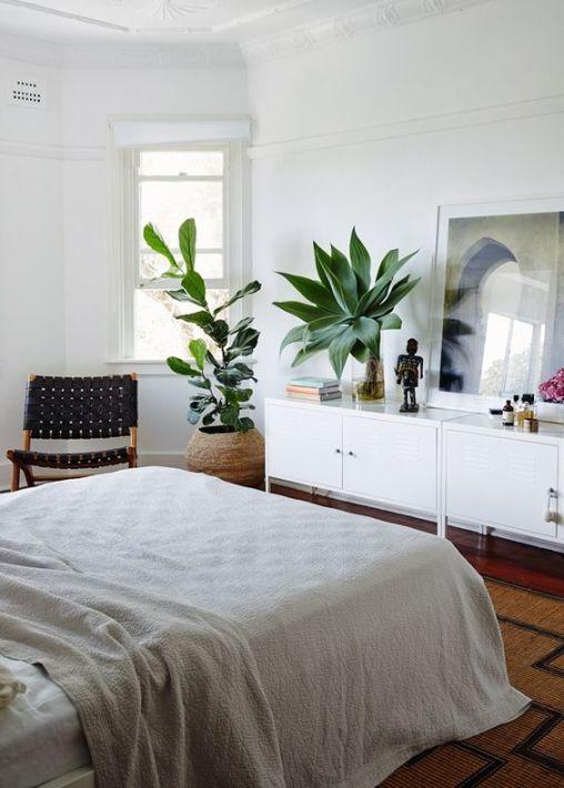 White Bohemian Bedroom modern bohemian bedroom inspiration - dwell beautiful