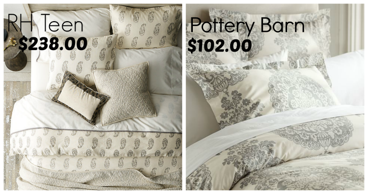 Get the Look for Less: Restoration Hardware Teen Bedroom