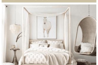 Get the Look for Less: Restoration Hardware Teen Bedroom