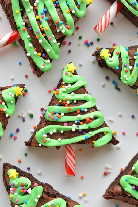 Christmas cookies and treats to bring to a holiday party