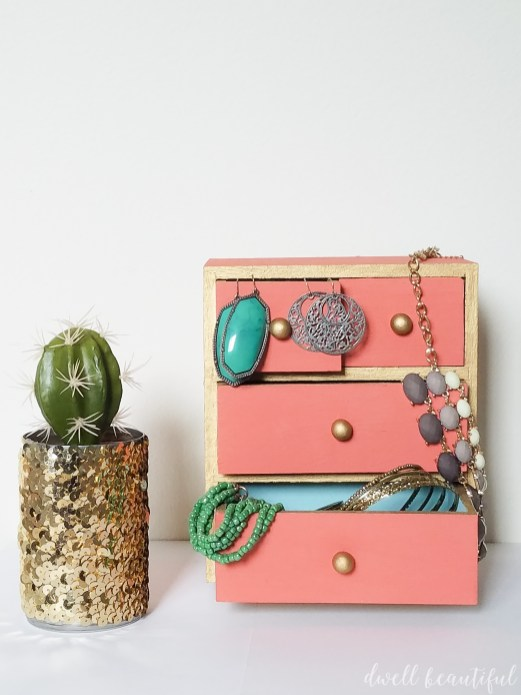 DIY Jewelry Box