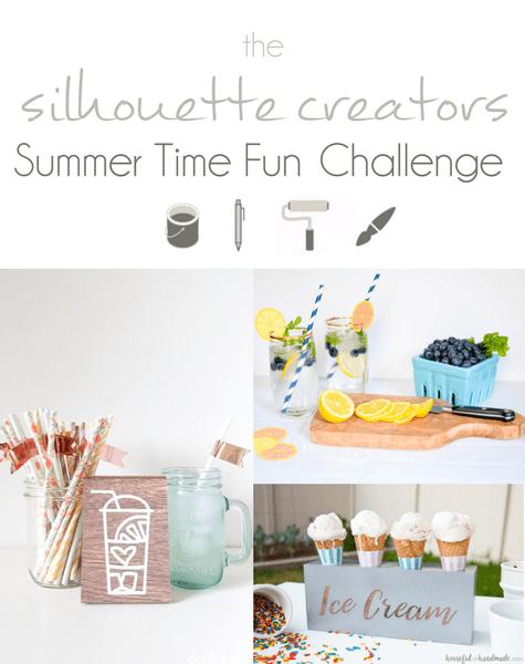 Silhouette Creator's Challenge