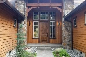 designer cabin tour