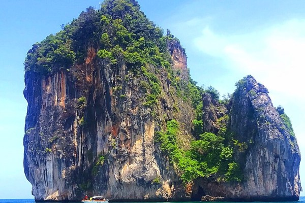 THAILAND: Krabi and the Phi Phi Islands