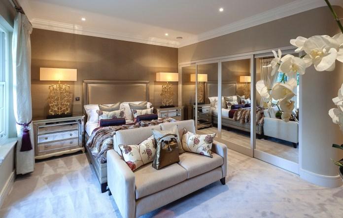Luxury Master Bedrooms Celebrity Bedroom