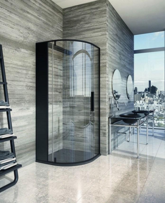 bathroom-fantastic-corner-shower-stall-design-with-curve-shape