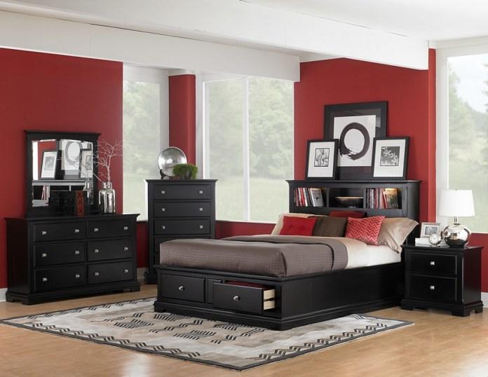 beautiful-black-bedroom-furniture-decorating-ideas