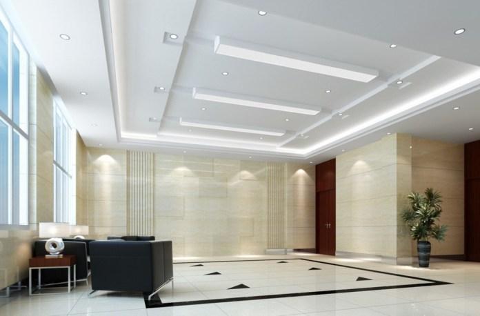 modern-design-living-room-plaster-ceiling-design