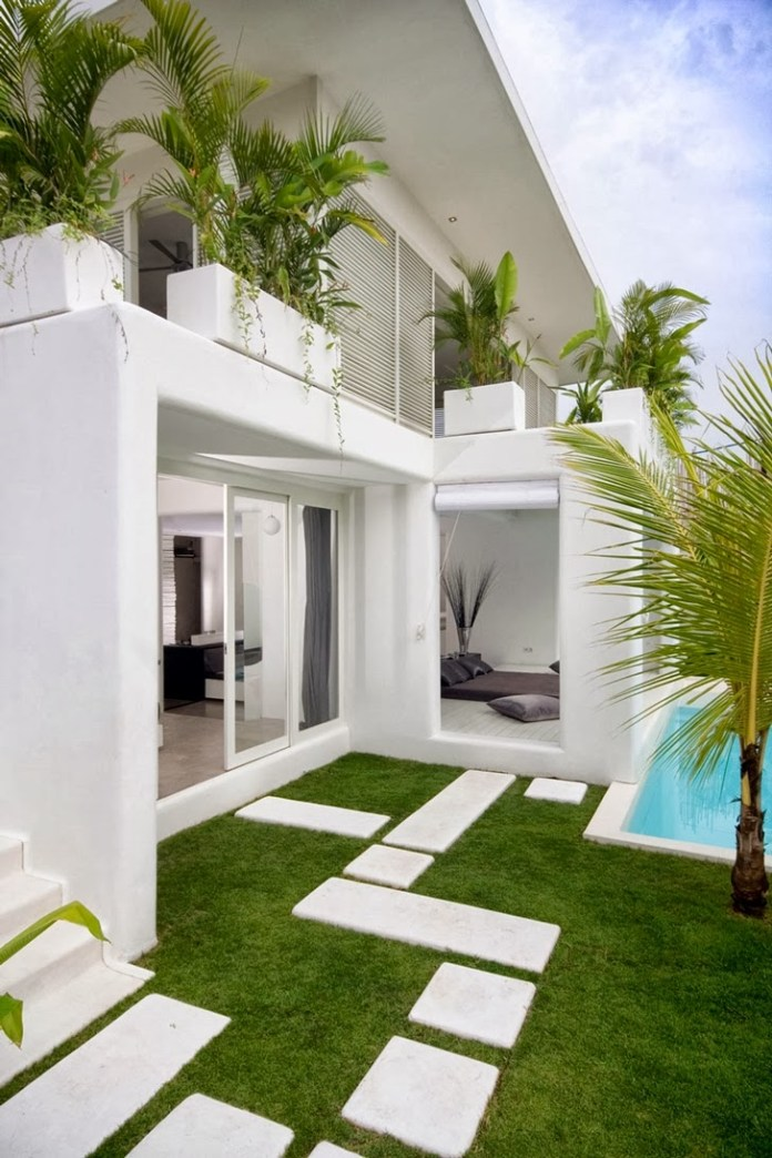 Exotic Contemporary Style House in Bali by World of Mouth