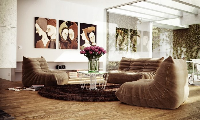Low-level-seating-living-room