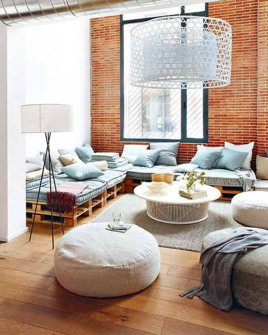 Simple Chic Bean Bag