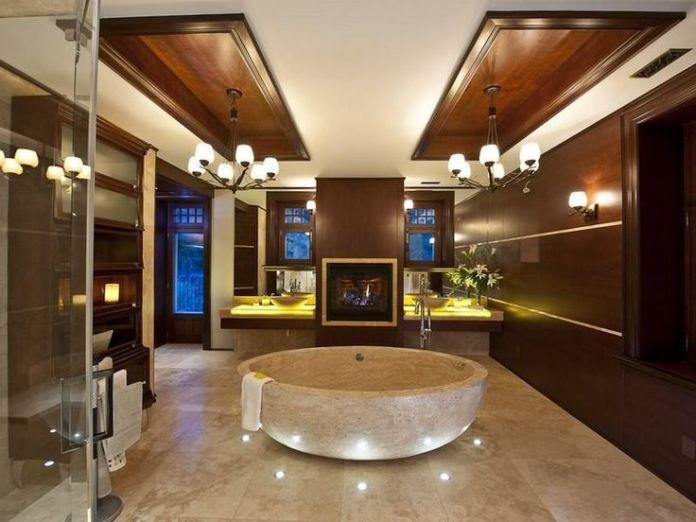 functional modern bathroom
