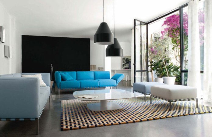 living-room-wall-color-ideas-fresh-and-modern-furniture