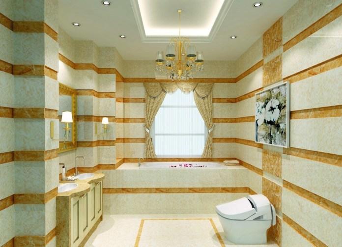 luxury-bathroom-ceiling-light-fixtures-design-ideas